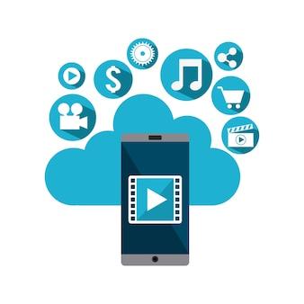 Video marketing ontwerp