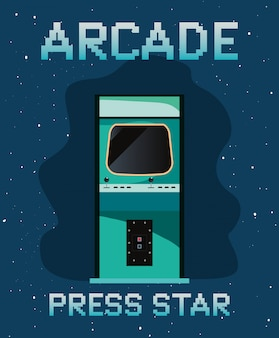 Videogame retro