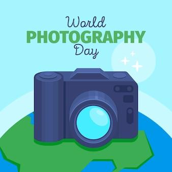 Vier de wereldfotografie dag