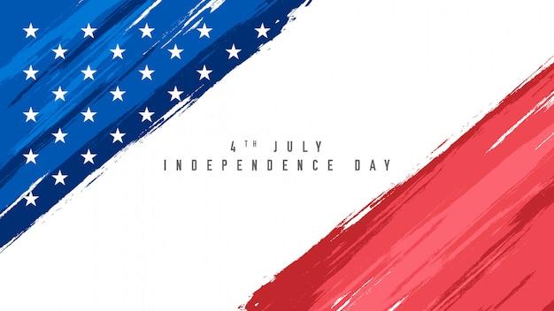Vierde juli onafhankelijkheidsdag
