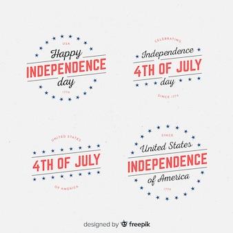 Vierde juli-verzameling