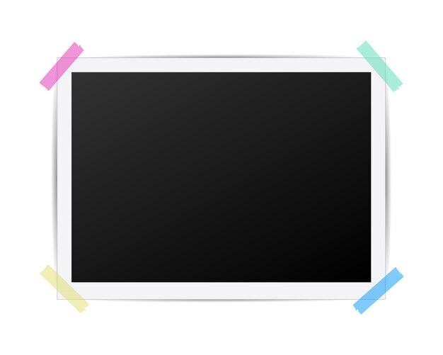 Vierkant fotolijstje