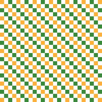 Vierkant patroon eenvoudige elegante geometrische achtergrond vectorillustratie