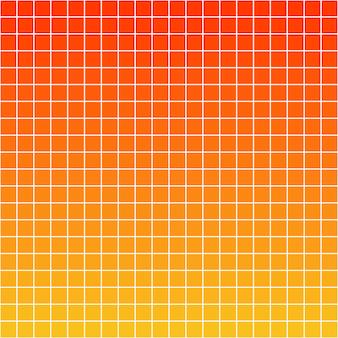 Vierkant patroon. geometrische eenvoudige achtergrond. creatieve en elegante stijlillustratie