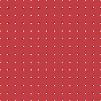 Vierkant stippenpatroon. geometrische eenvoudige achtergrond. creatieve en elegante stijlillustratie