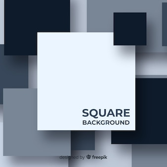 Vierkante achtergrond