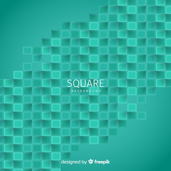 Vierkante achtergrondkleur