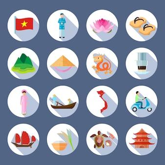 Vietnamese nationale symbolen cultuur keukentradities