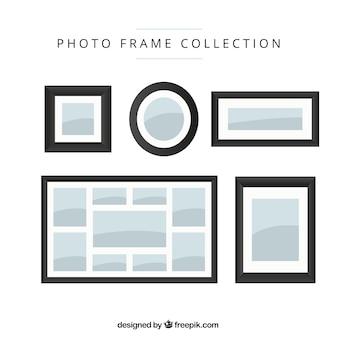 Vijf fotolijsten