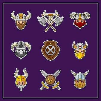 Viking-hoofdset