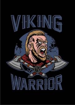 Viking strijder