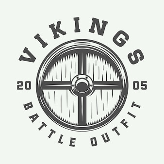 Vikingen motiverende logo