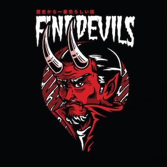 Vind duivels