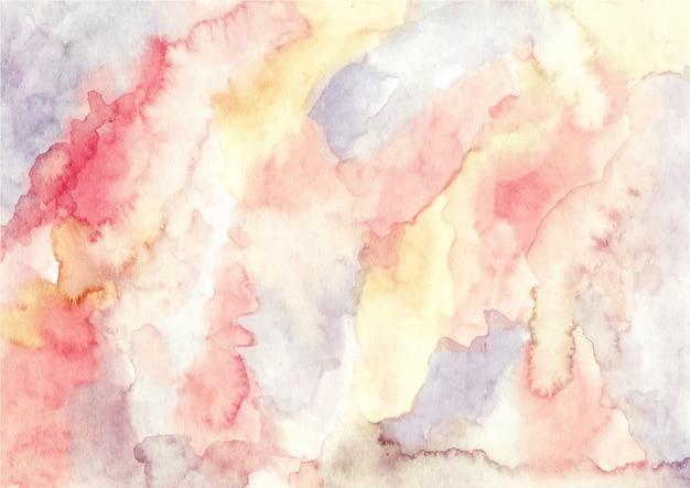 Vintage abstracte aquarel textuur achtergrond
