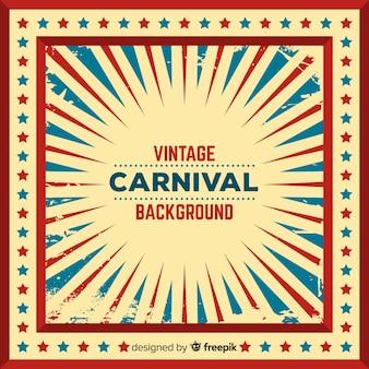 Vintage carnaval achtergrond