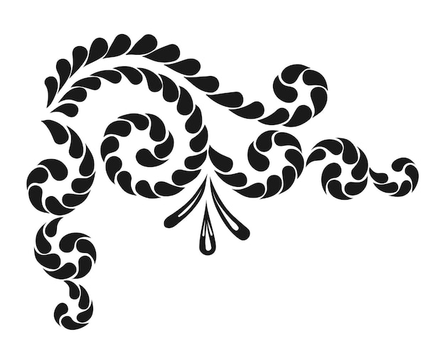Vintage decoratieve kalligrafische randen sjabloon bewegwijzering logo's etiketten stickers kaarten