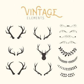 Vintage elementen