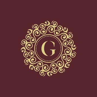 Vintage en luxe logo