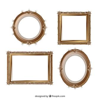 Vintage frame set