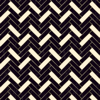 Vintage geometrisch naadloos patroon