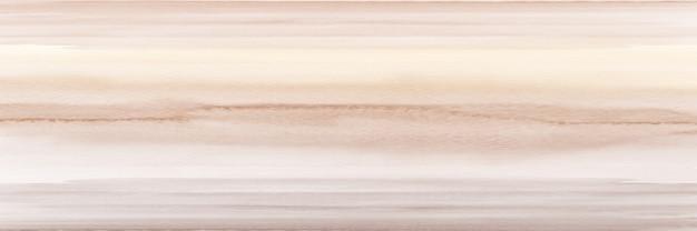 Vintage gradiënt abstracte horizontale achtergrond creatief met vlekken van handgeschilderde aquarel.