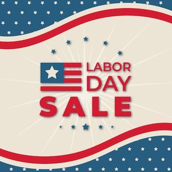 Vintage labor day sale usa