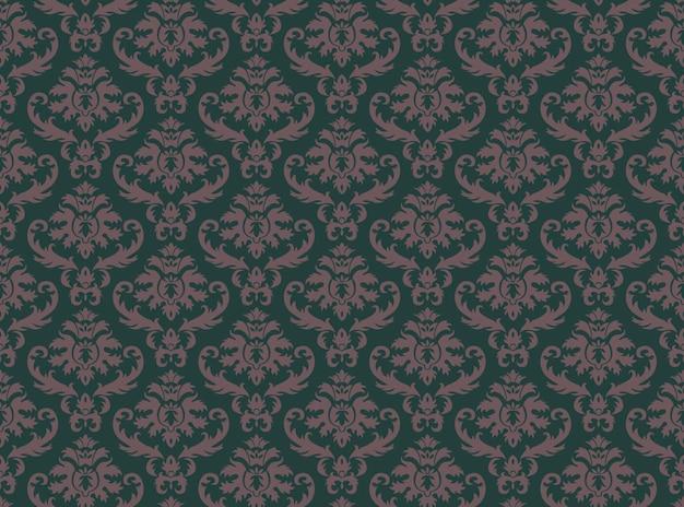 Vintage naadloos patroon