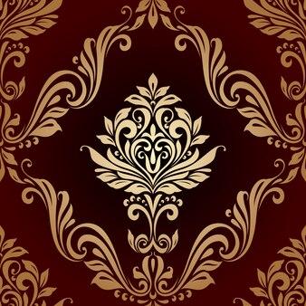 Vintage patroon