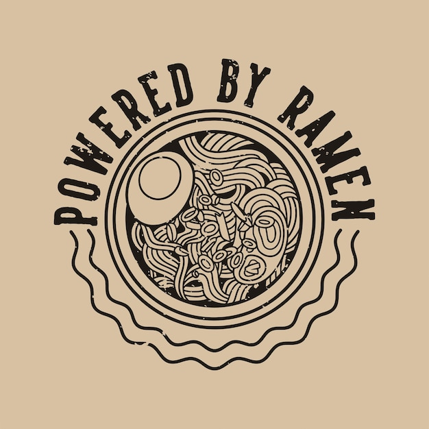 Vintage slogan typografie aangedreven door ramen voor t-shirtontwerp