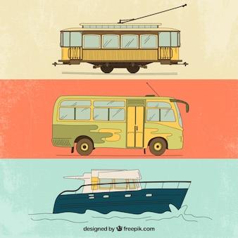 Vintage vervoer