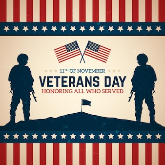 Vintage veteranen dagviering