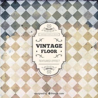 Vintage vloer