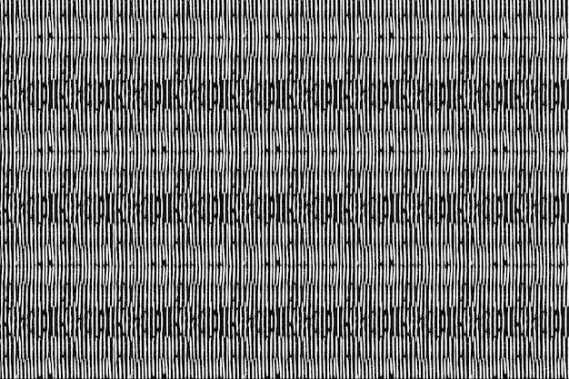 Vintage witte strepen patroon vector achtergrond, remix van kunstwerken van samuel jessurun de mesquita