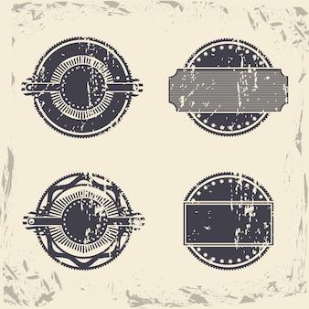 Vintage zegels