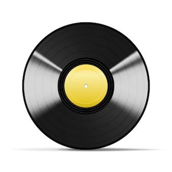 Vinyl schijf