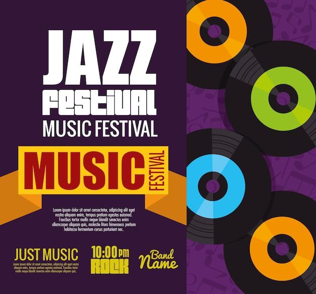 Vinyls muziek festival label