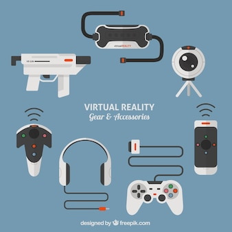 Virtual reality accessoires