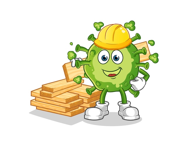 Virus-bouwer