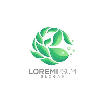 Vis blad logo