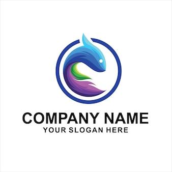 Vis circulaire logo