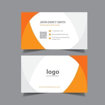 Visitekaartje ontwerp voor kantoor