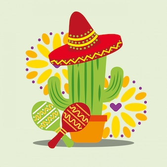 Viva mexico-viering