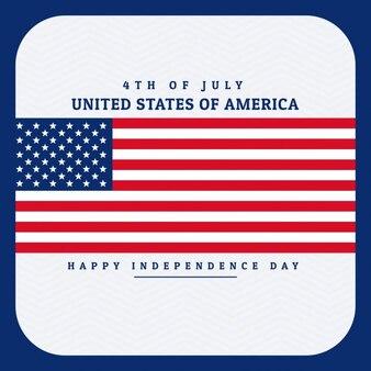 Vlag van de verenigde staten van amerika
