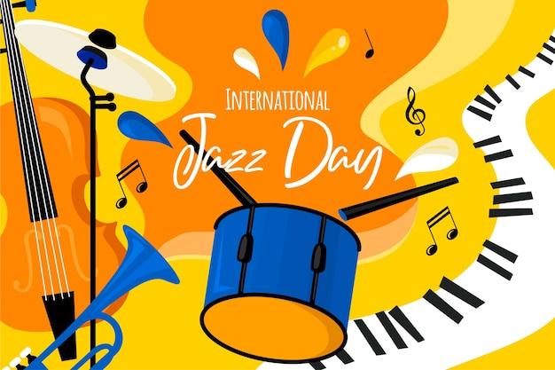 Vlakke internationale jazzdag