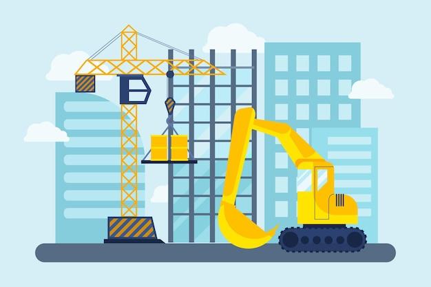 Vlakke techniek en constructie