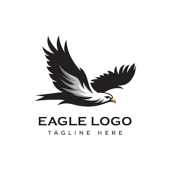 Vliegende adelaar logo