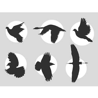Vliegende vogels
