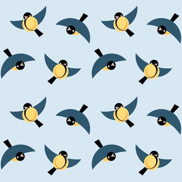 Vliegende zwaluwen
