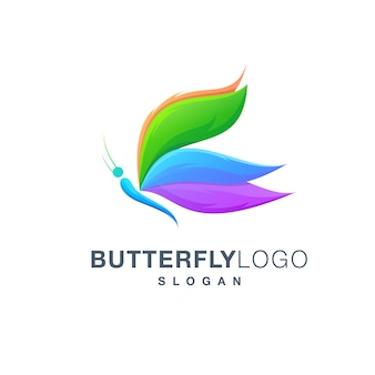 Vlinder logo