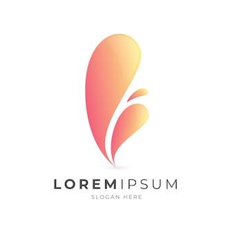 Vloeibaar verloop logo